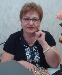 Градович Ольга Викторовна