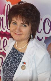 Рыбинцева Людмила Анатольевна