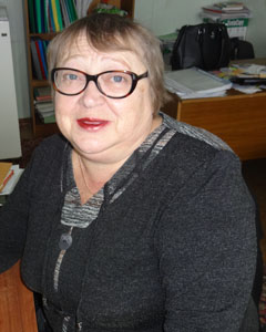 Сенечко Зинаида Васильевна