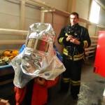 Экскурсия в Спасательно-пожарную част